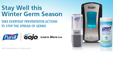 Gojo Stay Well This Winter