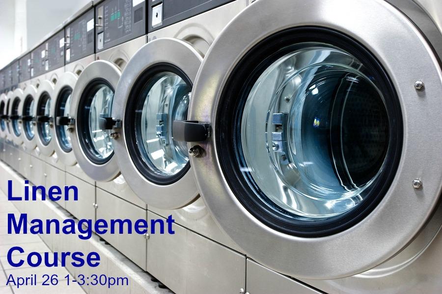 Linen Management Course