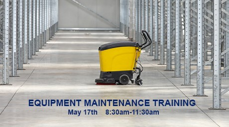 Equipment Maintenance Training