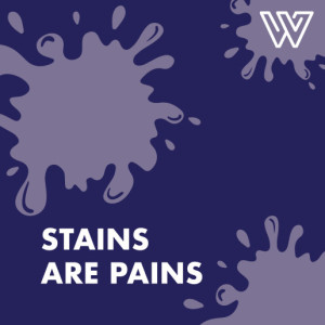 Stains are Pains